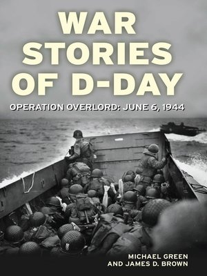 cover image of War Stories of D-Day
