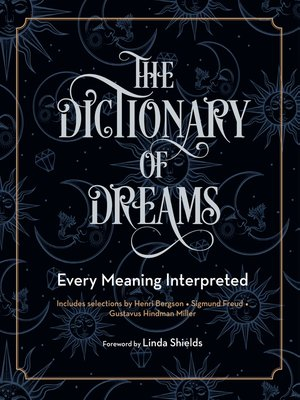 cover image of The Dictionary of Dreams