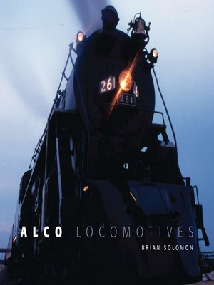 cover image of Alco Locomotives