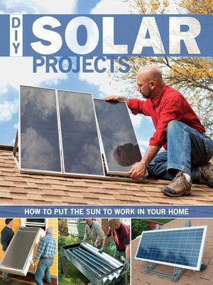 cover image of DIY Solar Projects