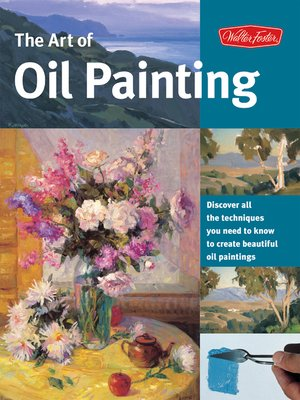 cover image of The Art of Oil Painting