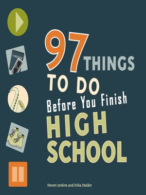 cover image of 97 Things to Do Before You Finish High School
