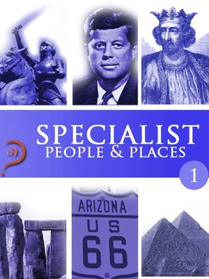 cover image of People & Places, Volume 1