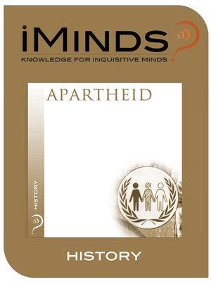 cover image of Apartheid
