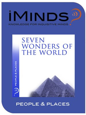 cover image of Seven Wonders of the World