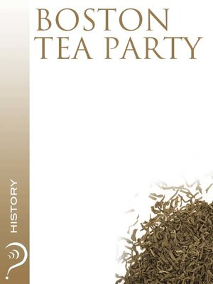 cover image of Boston Tea Party