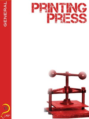 cover image of Printing Press