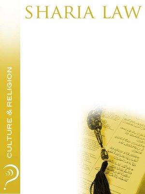 David whiteley overdrive rakuten overdrive ebooks audiobooks cover image of sharia law fandeluxe Images