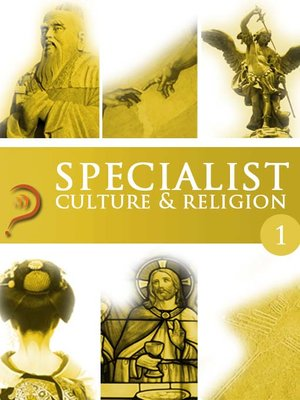 cover image of Culture & Religion, Volume 1