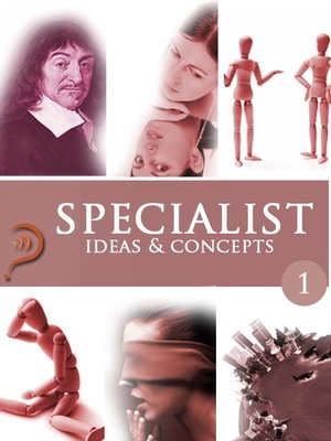 cover image of Ideas & Concepts, Volume 1