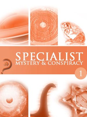 cover image of Mystery & Conspiracy, Volume 1