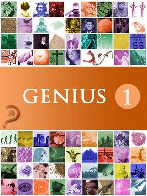 cover image of Genius, Volume 1