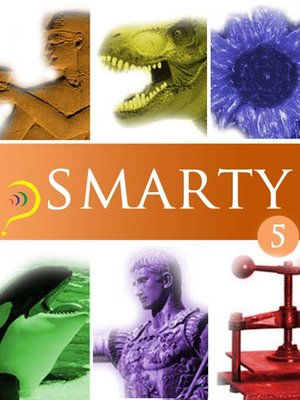 cover image of Smarty, Volume 5