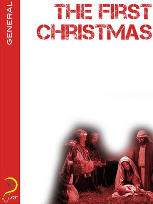 cover image of The First Christmas