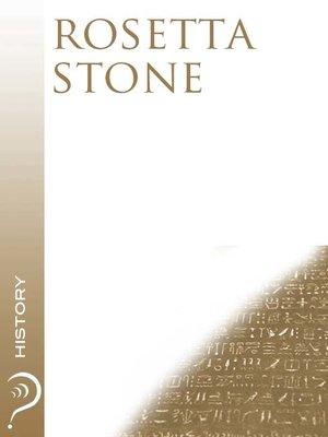 cover image of Rosetta Stone