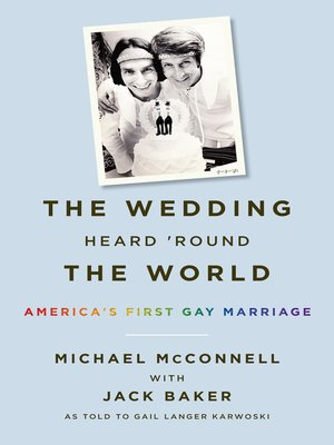 cover image of The Wedding Heard 'Round the World