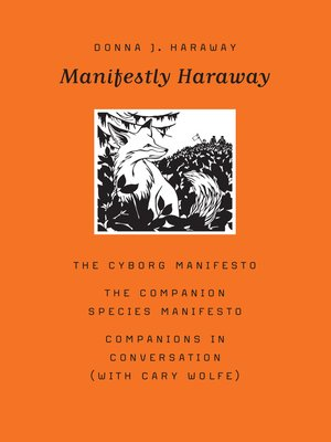 cover image of Manifestly Haraway