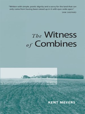 cover image of Witness of Combines