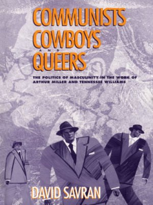 cover image of Communists, Cowboys, and Queers