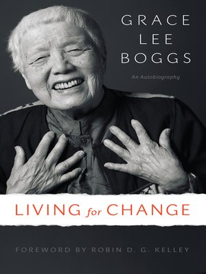 cover image of Living for Change