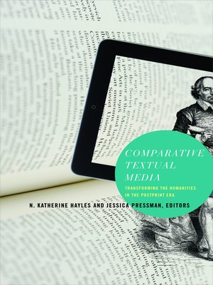cover image of Comparative Textual Media