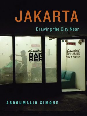 cover image of Jakarta, Drawing the City Near