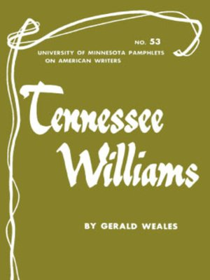 a description of tennessee williams as an important american playwright Thomas lanier tennessee williams iii (march 26, 1911- february 25, 1983) was an american playwright along with eugene o'neill and arthur miller.