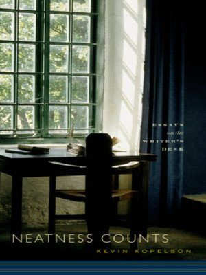 cover image of Neatness Counts