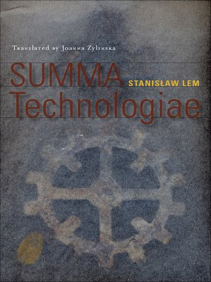 cover image of Summa Technologiae