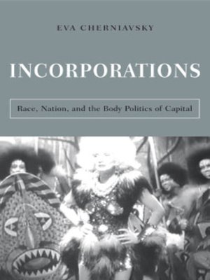 cover image of Incorporations