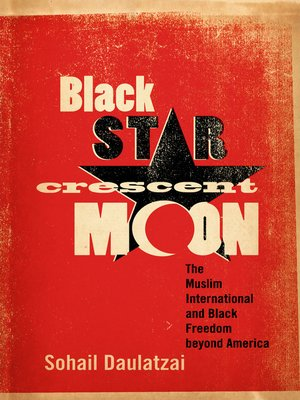 cover image of Black Star, Crescent Moon