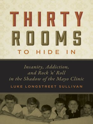 cover image of Thirty Rooms to Hide In
