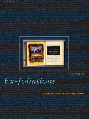 Ex-foliations by Terry Harpold · OverDrive (Rakuten