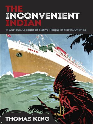 cover image of The Inconvenient Indian