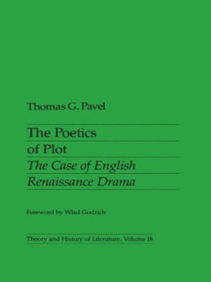 cover image of Poetics Of Plot
