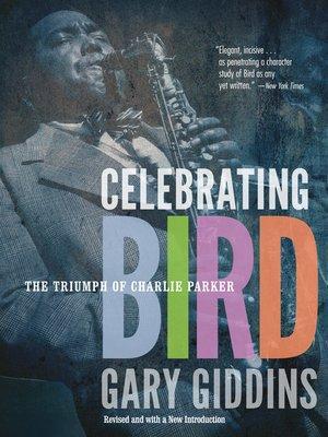 cover image of Celebrating Bird