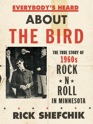 cover image of Everybody's Heard about the Bird