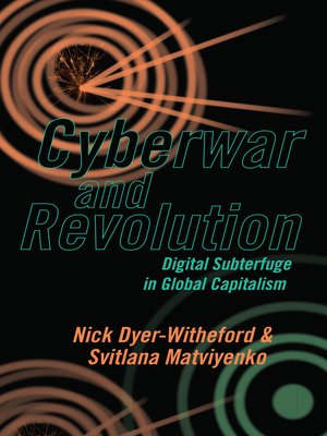 cover image of Cyberwar and Revolution
