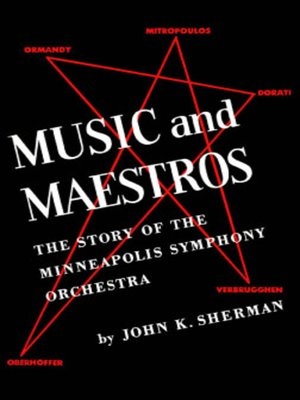 cover image of Music and Maestros