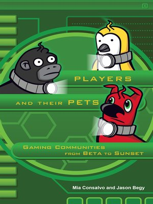 cover image of Players and Their Pets