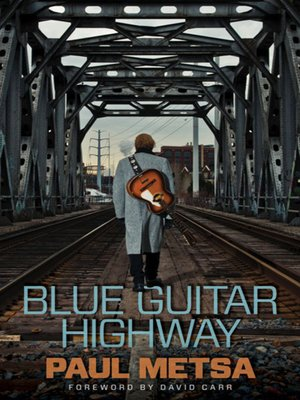 cover image of Blue Guitar Highway