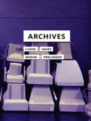cover image of Archives