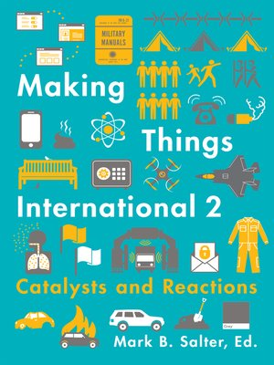 cover image of Making Things International 2
