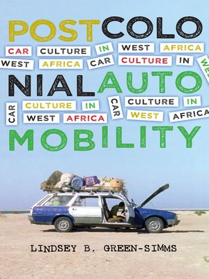 cover image of Postcolonial Automobility
