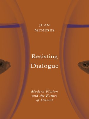 cover image of Resisting Dialogue