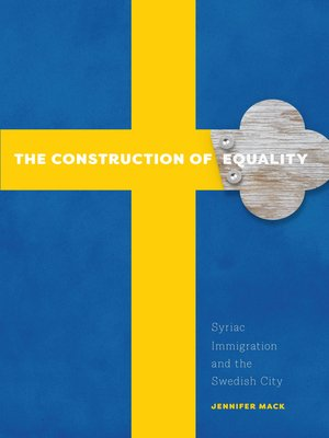 cover image of The Construction of Equality