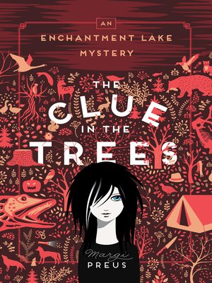 cover image of The Clue in the Trees