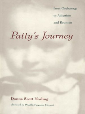 cover image of Patty's Journey