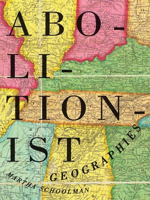 cover image of Abolitionist Geographies