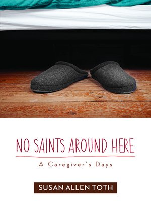 cover image of No Saints around Here